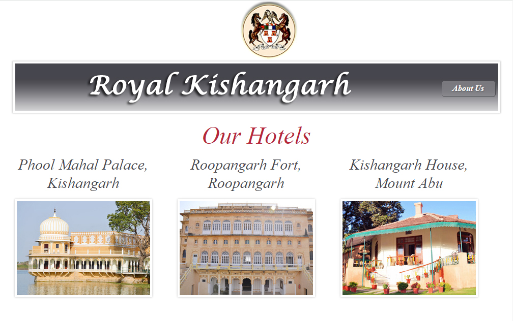 Royal Kishangarh