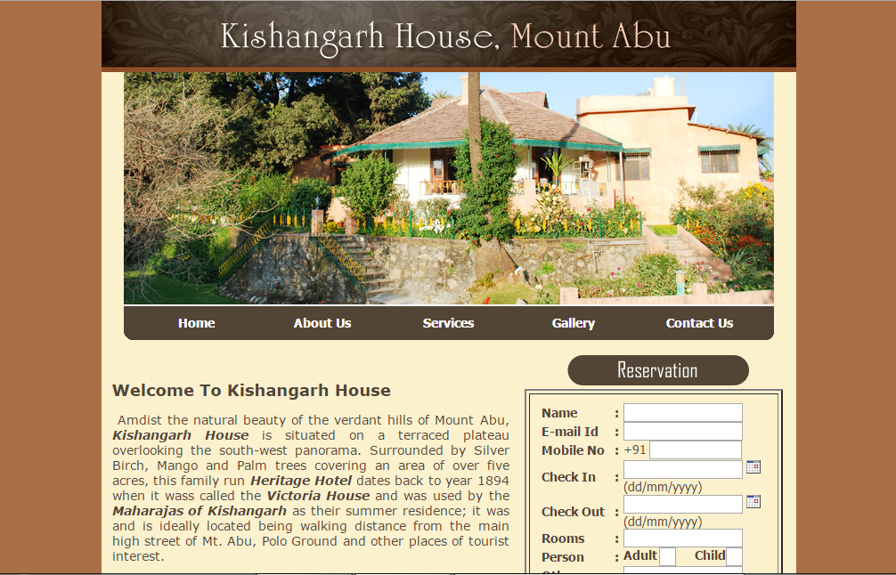 Royal Kishangarh House
