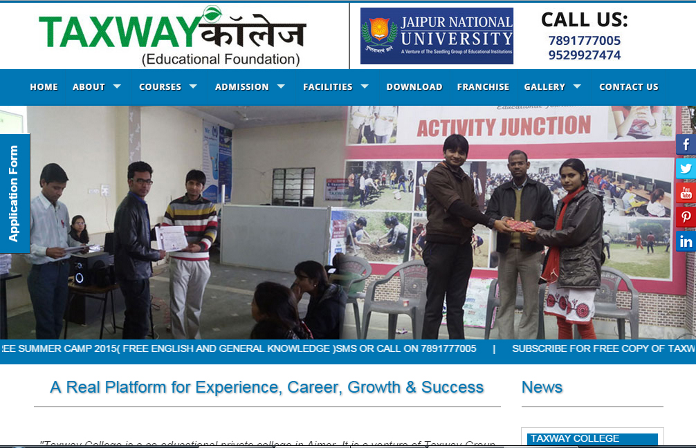 Taxway College