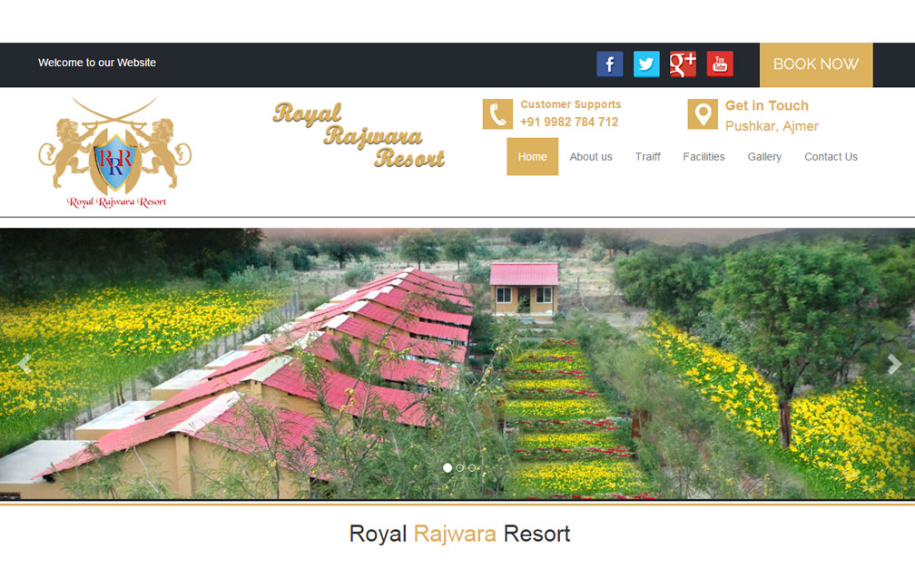 Royal Rajwara Resort
